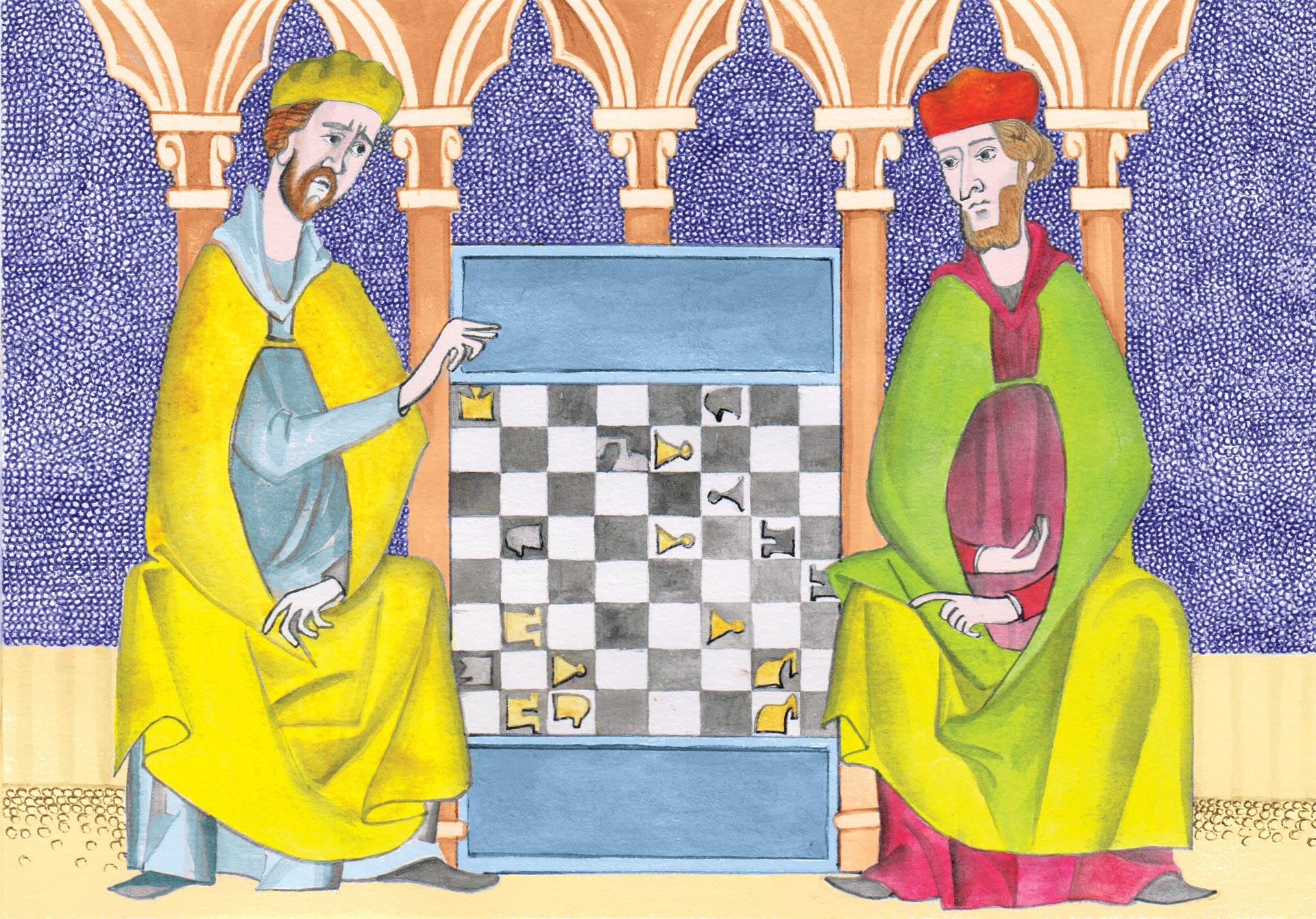1 Kraina królewskiej gry